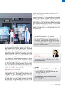 Fachartikel Cyberversicherung im Heilwesen VERMAS Nadine Polan 02/2018 Seite 1