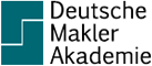 Logo Deutsche Maklerakademie Nadine Romming #richtigversichert